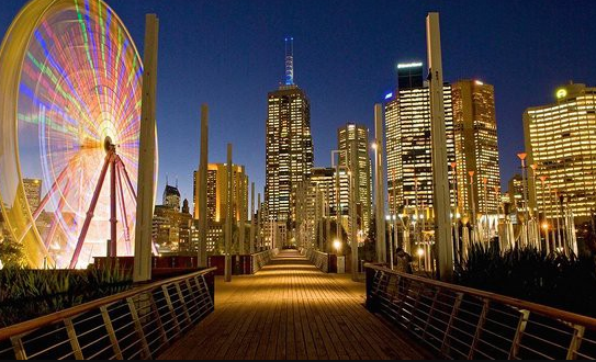 famous attractions in Melbourne